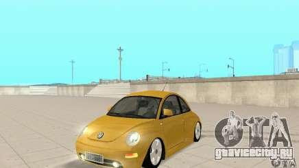 Volkswagen New Beetle GTi 1.8 Turbo для GTA San Andreas