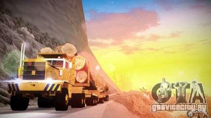 Hayes EQ 142 для GTA San Andreas