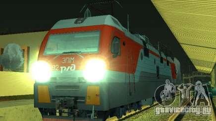 ЭП1М-392 ОАО РЖД для GTA San Andreas