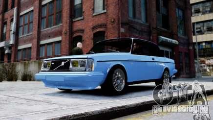 Volvo 242 v2 для GTA 4