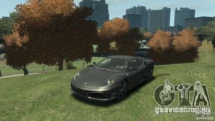 Ferrari F430 Scuderia для GTA 4