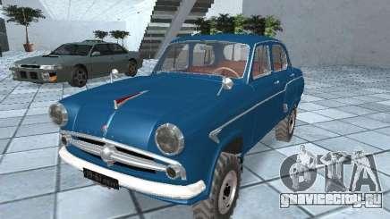 Москвич 410 4x4 для GTA San Andreas