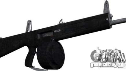 AA-12 дробовик для GTA San Andreas