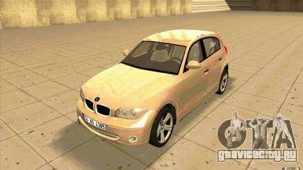 BMW 118i для GTA San Andreas