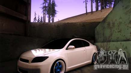 Scion tC Blue Meisters для GTA San Andreas