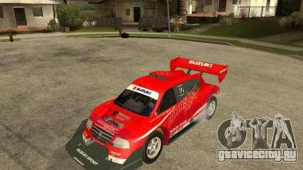 Suzuki Escudo Pikes Peak для GTA San Andreas