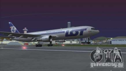 Boeing 767-300 LOT Polish Airlines для GTA San Andreas