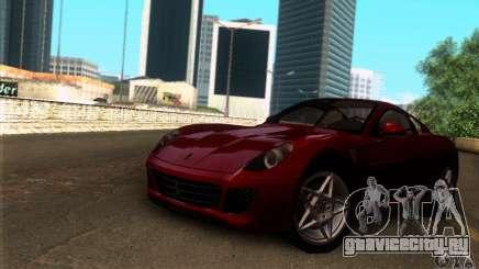 Ferrari 599 GTB Fiorano для GTA San Andreas