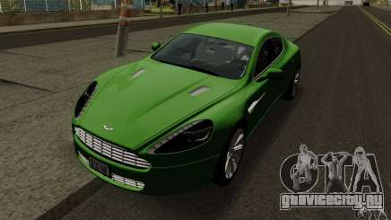 Aston Martin Rapide 2010 V1.0 для GTA San Andreas
