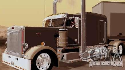 Peterbilt 359 Custom для GTA San Andreas