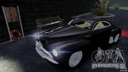 Holden Efijy Concept для GTA 4
