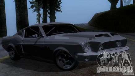 Shelby GT500 1969 для GTA San Andreas