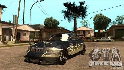 BMW 135i Coupe GP Edition Skin 3 для GTA San Andreas