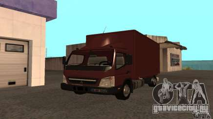 Mitsubishi Fuso Center для GTA San Andreas