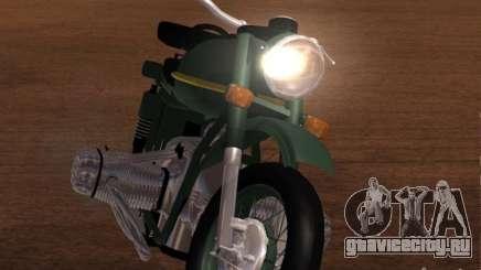 Урал М-67 36 для GTA San Andreas
