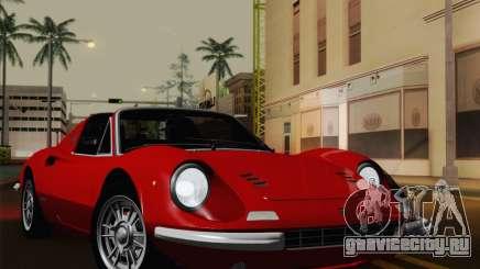Ferrari 246 Dino GTS для GTA San Andreas
