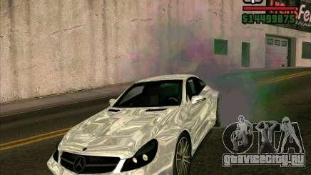 Mercedes-Benz SL65 AMG Black Series для GTA San Andreas