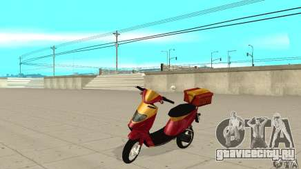 GTAIV Pizzaboy для GTA San Andreas