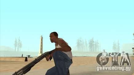 Benelli M3 Super 90 для GTA San Andreas
