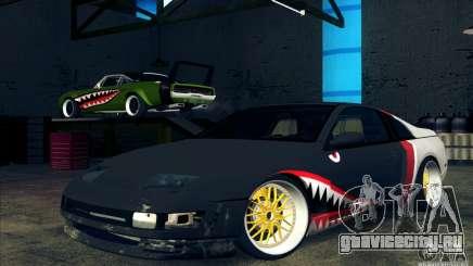 Nissan 300ZX Bad Shark для GTA San Andreas