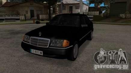 Mercedes-Benz C220 W202 1996 для GTA San Andreas