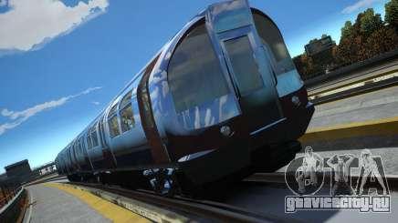 Лондонский Поезд для GTA 4
