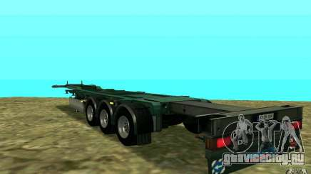 Прицеп Schmitz для GTA San Andreas