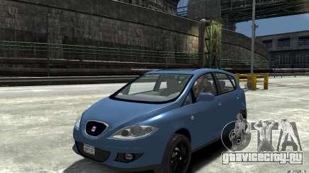 Seat Toledo для GTA 4