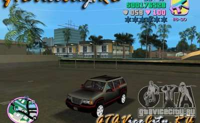Honda Civic GTA 3 для GTA Vice City