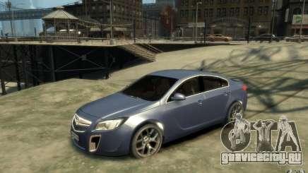 Opel Insignia OPC 2010 для GTA 4