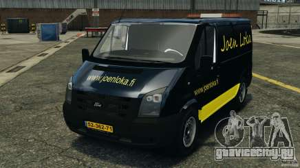 Ford Transit Joen Loka [ELS] для GTA 4