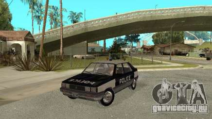 Renault 11 Police для GTA San Andreas