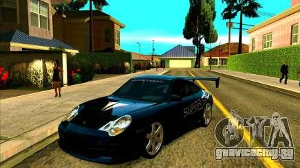 Porsche GT3 SuperSpeed TUNING для GTA San Andreas