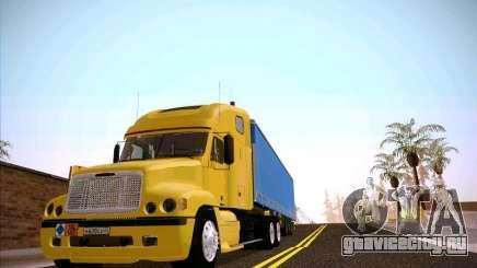Freightliner Century Classic для GTA San Andreas