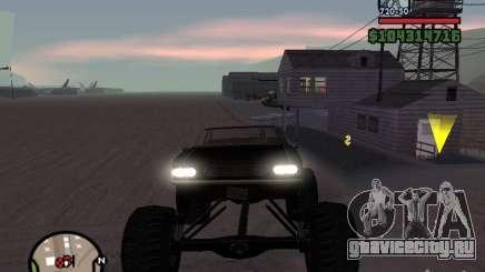 Monster Tampa для GTA San Andreas