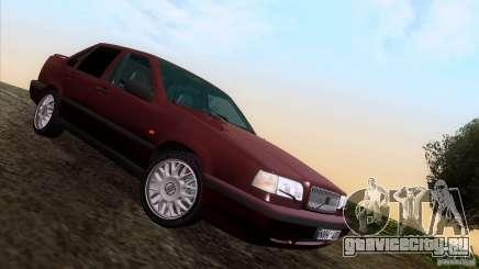 Volvo 850 Final Version для GTA San Andreas