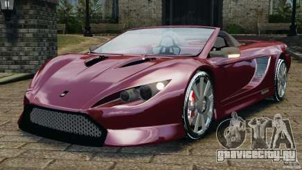 K-1 Attack Roadster v2.0 для GTA 4