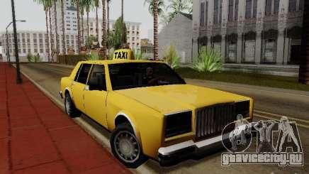 Greenwood Taxi для GTA San Andreas