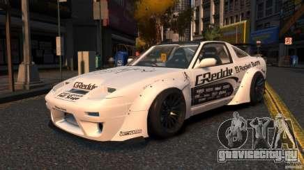 Nissan 380SX BenSopra RIV для GTA 4