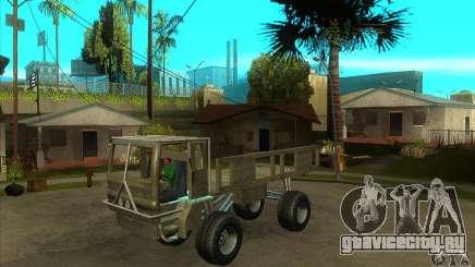 Fast Five Sand King для GTA San Andreas