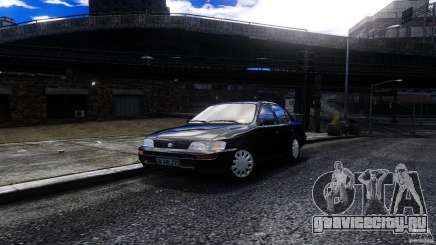 Toyota Corolla 1.6 для GTA 4