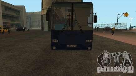 ЛиАЗ-ГолАЗ 5256 2007 для GTA San Andreas