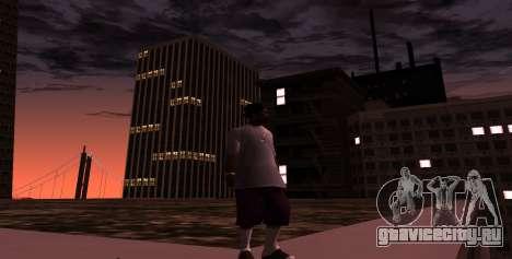 ENB Graphic Mod для GTA San Andreas седьмой скриншот