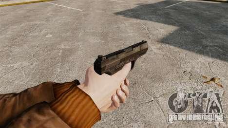 Самозарядный пистолет Walther P99 v4 для GTA 4