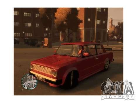 Russian Cars Pack (русские машины) для GTA 4