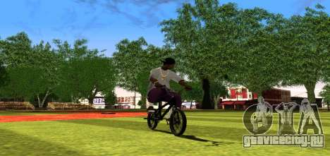 ENB Graphic Mod для GTA San Andreas четвёртый скриншот