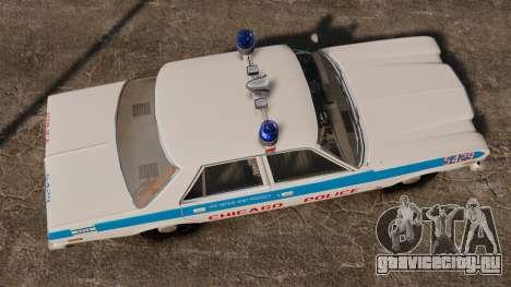 Dodge Aspen 1979 [ELS] для GTA 4 вид справа