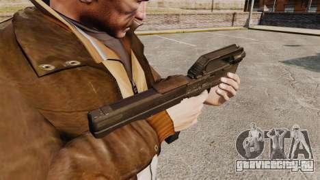 Пистолет-пулемет  Magpul FMG-9 для GTA 4 второй скриншот