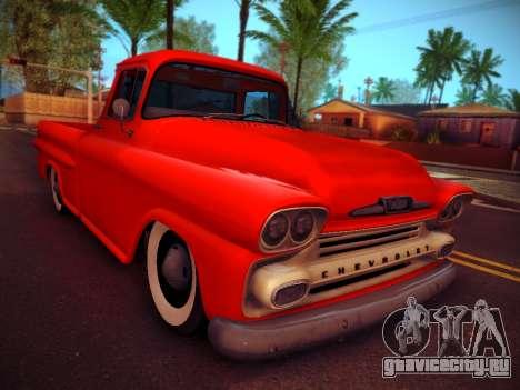 Chevrolet Apache для GTA San Andreas