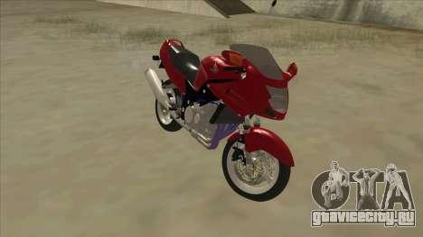 Honda CBR1100XX для GTA San Andreas